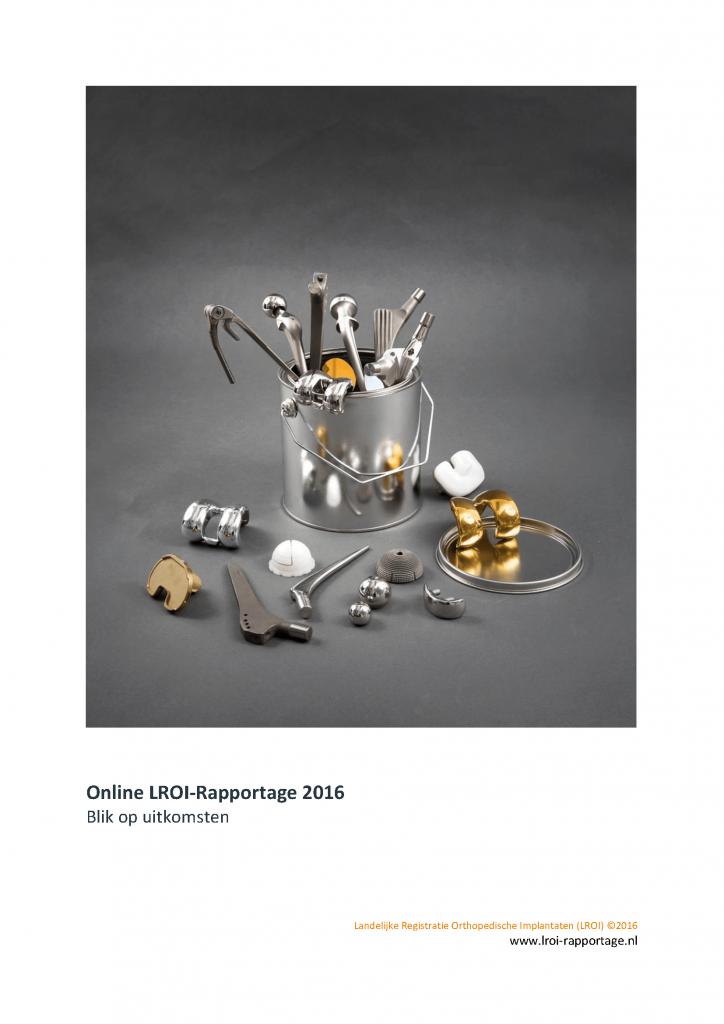 LROI Annual Report 2016
